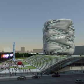 Нынешний и будущий Музей современного искусства предложили объединить