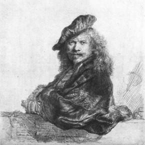 В ГМИИ открылась выставка графики Рембрандта