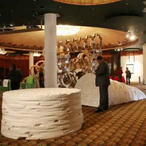 Выставка Премии Кандинского в «Ударнике»: как это было