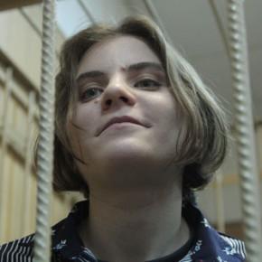 Участницу панк-группы Pussy Riot освободили в зале суда