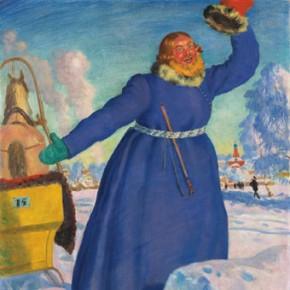 Christie's продаст «Извозчика» Кустодиева из собрания Капицы