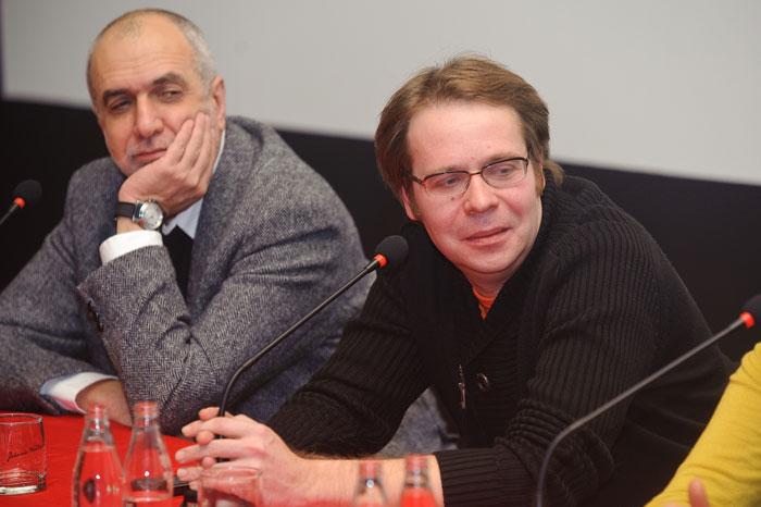 Михаил Миндлин, Кирилл Светляков © Евгений Гурко