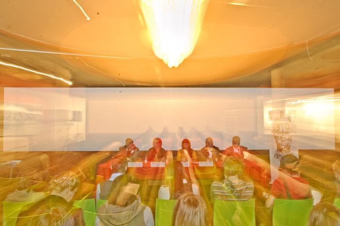 Михаил Миндлин, Кирилл Светляков, Марина Лошак, Николай Палажченко, Алексей Лебедев © Евгений Гурко