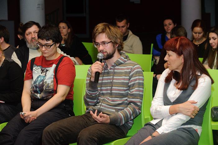 Диана Мачулина, Глеб Напреенко, Татьяна Сахокия © Евгений Гурко