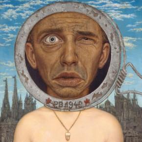 Выставка Павла Бразды