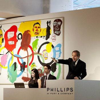 Симон де Пюри © Фото со страницы Phillips de Pury & Company в Facebook