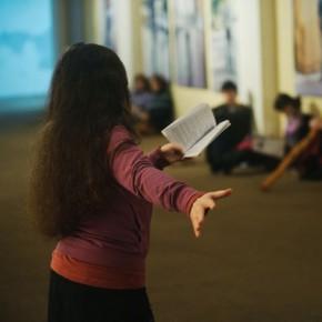 Поэзия в «Ударнике»: видео