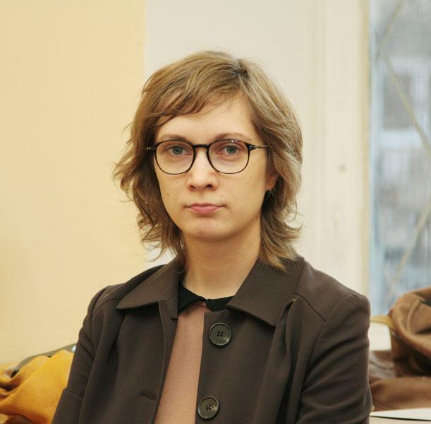 Мария Чехонадских © Валерий Леденёв