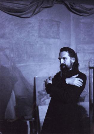 Портрет Тимура. 1998. Фото Натальи Жерновской
