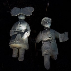 «Коллекция археолога» в «Ударнике»: некоторые работы