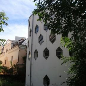 МУАР представит варианты концепции музея в доме Мельникова