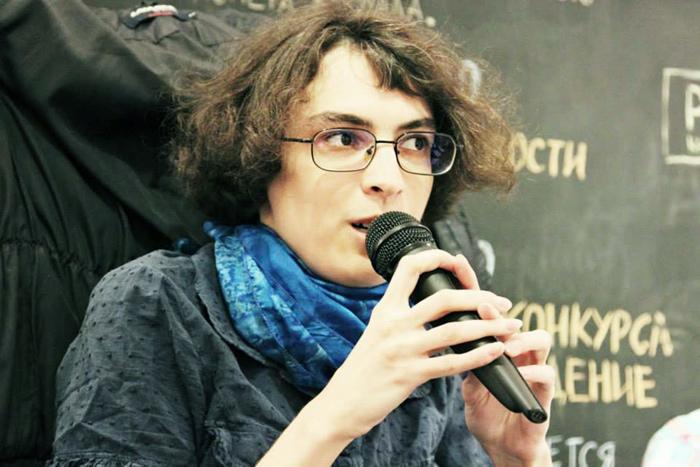 Frau Derrida © Фото: Ольга Ахметьева
