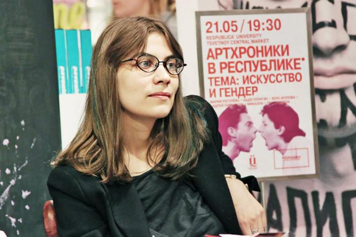 Надя Плунгян © Фото: Ольга Ахметьева