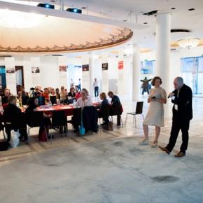 В «Ударнике» обсудили охрану памятников конструктивизма