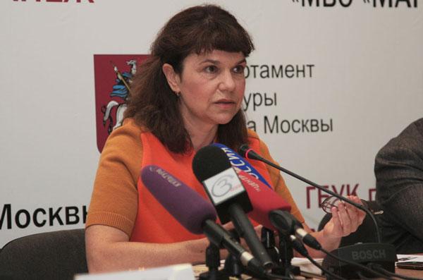 Марина Лошак © Фото: Валерий Леденёв