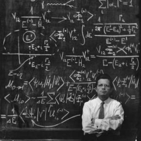 Лирик эпохи физиков