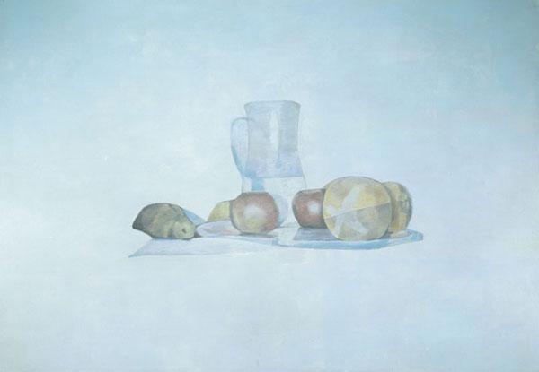 Люк Тюйманс. Натюрморт. 2002 © Галерея Саатчи